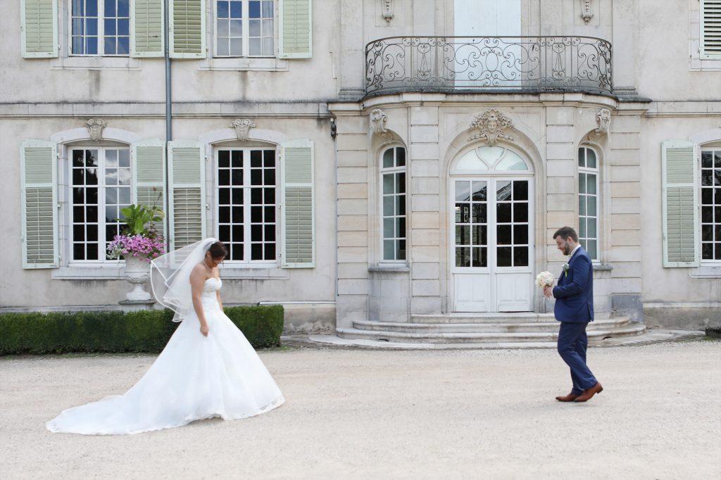 Mariage au château de Montaigu